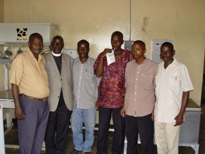 Milk-Pro Clients in Uganda