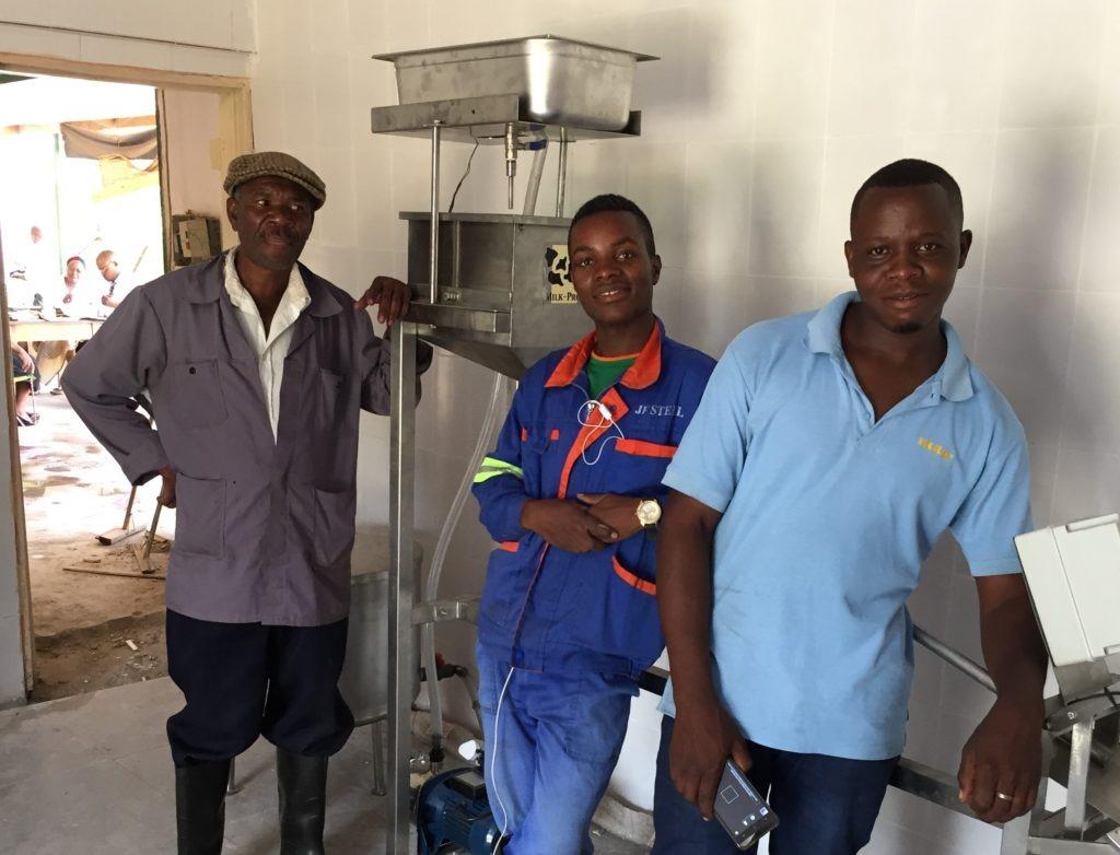 Milk-Pro Fisenge Milk Collection Cooperative, Zambia 2