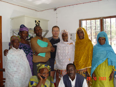 Milk-Pro customers in The Gambia